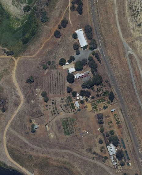 January 2020 Aerial Map of Farm
